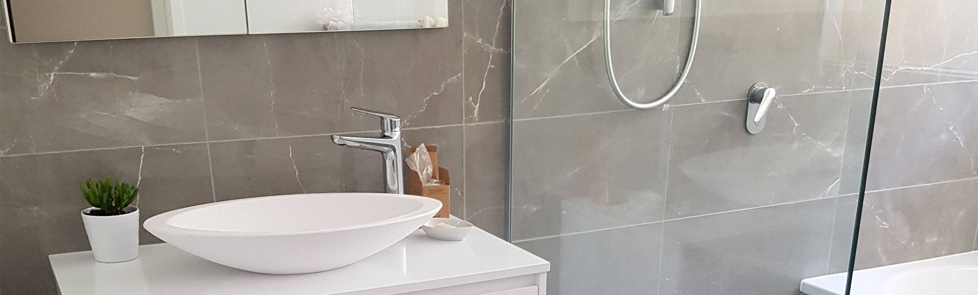 Bathroom Renovations Canberra | Small Budget Bathroom ...