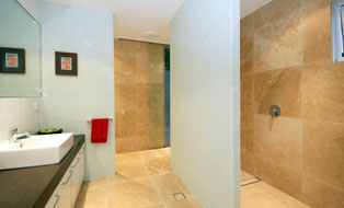 walk in shower Canberra